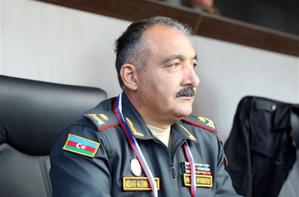 Ադրբեջանի ցամաքային զորքերի հրամանատարը մեկնել է Թուրքիա