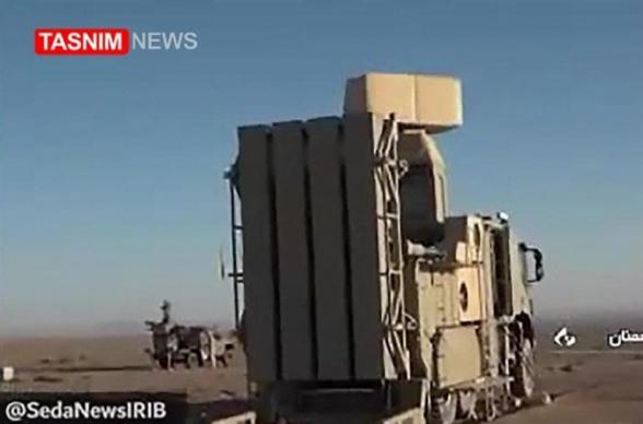 Իրանը զորավարժությունների ժամանակ նորագույն հրթիռային համակարգ է գաղտնազերծել (տեսանյութ)
